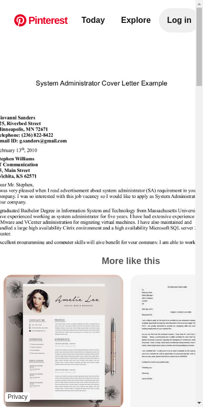 Cover Letter Portfolio 20 Guides Examples