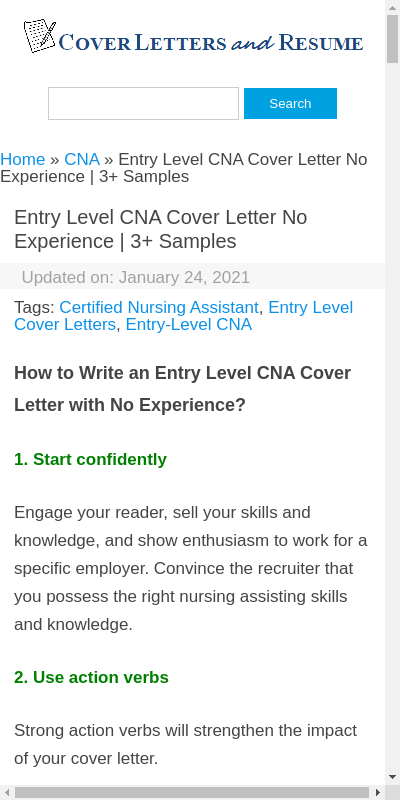 Certified Nursing Assistant Cna Cover Letter Good Photos Delicious