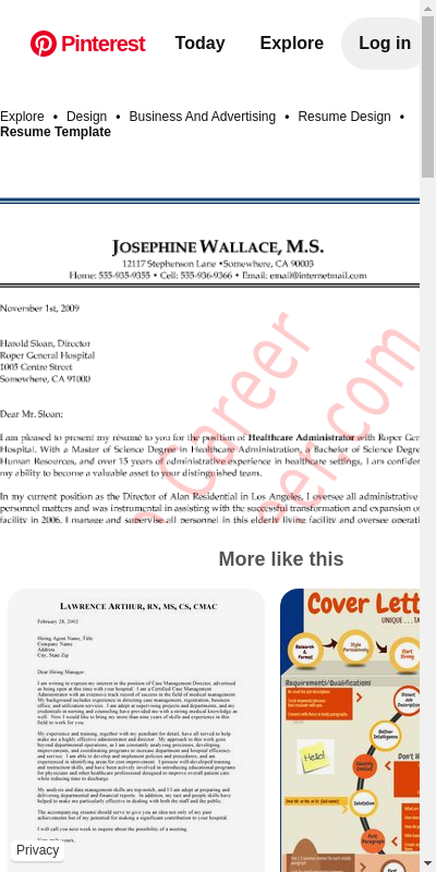 Cover Letter For Healthcare Administration Position 20 Guides Examples