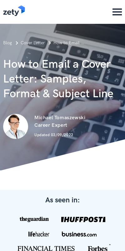 24+ Awesome Sample Cover Letter For Email Resume Attachment  To Get Inspired