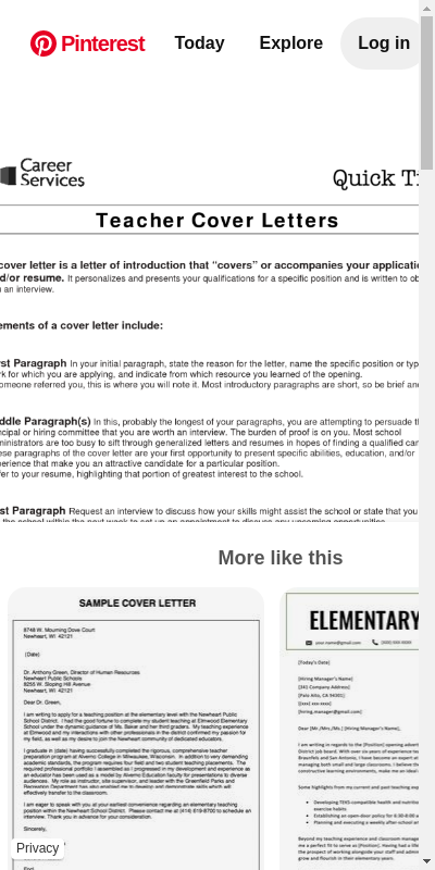 Sample Cover Letter No Experience Primary Pictures Most Popular