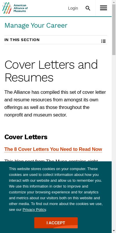 Cover Letter For Art Museum 20 Guides Examples