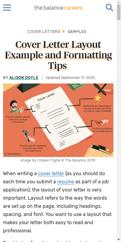 Spacing For Cover Letter 20 Guides Examples