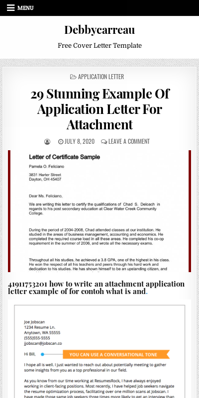 How to write attachment letter top curriculum vitae writers website