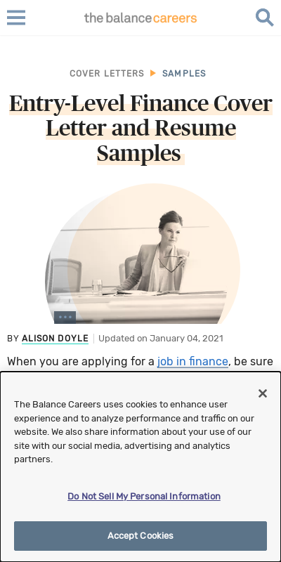Financial Analyst Cover Letter Entry Level 20 Guides Examples