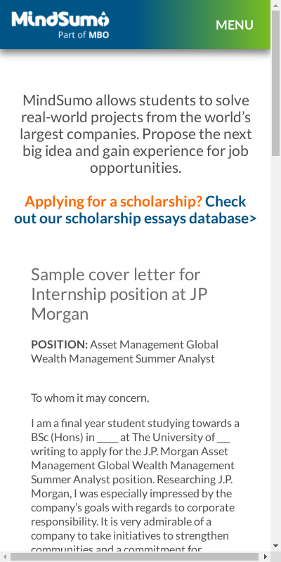 Asset Management Cover Letter 20 Guides Examples