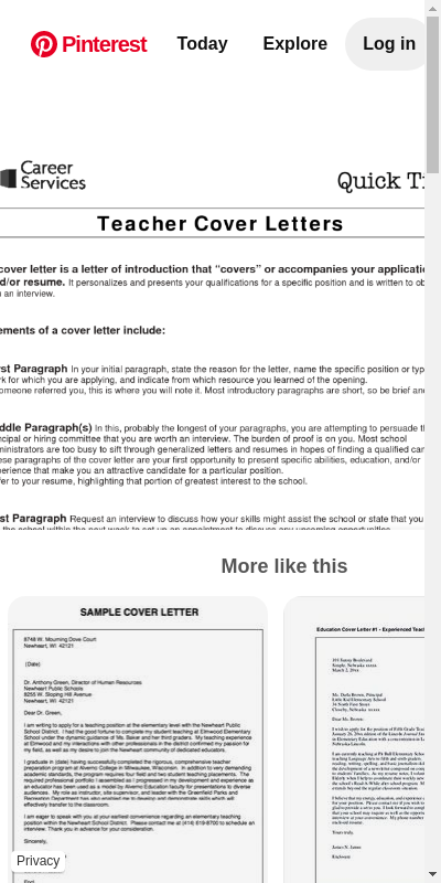 Teacher Assistant Cover Letter No Experience 20 Guides Examples