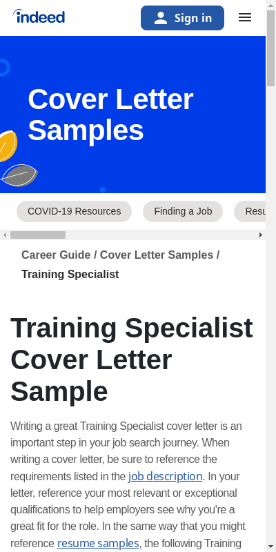 Indeed Cover Letter How To Perfect Photos Most Effective