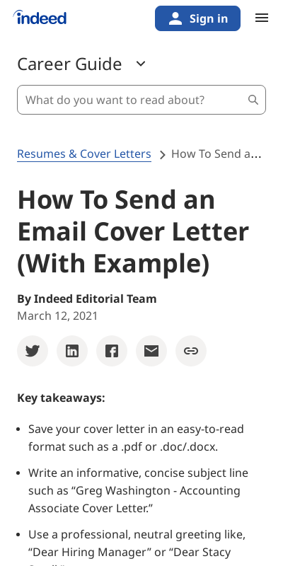 Indeed Upload Cover Letter 20 Guides Examples